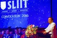 SLIIT උපාධි ප්රධානෝත්සවය 2016