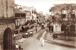 Stepping into the Past On foot through the historic streets of Colombo
