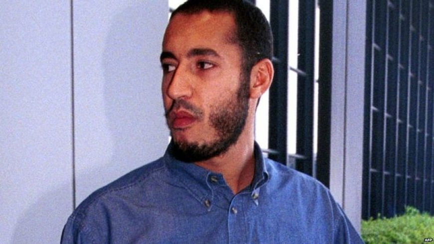 Libya investigates Gaddafi son 'abuse' video