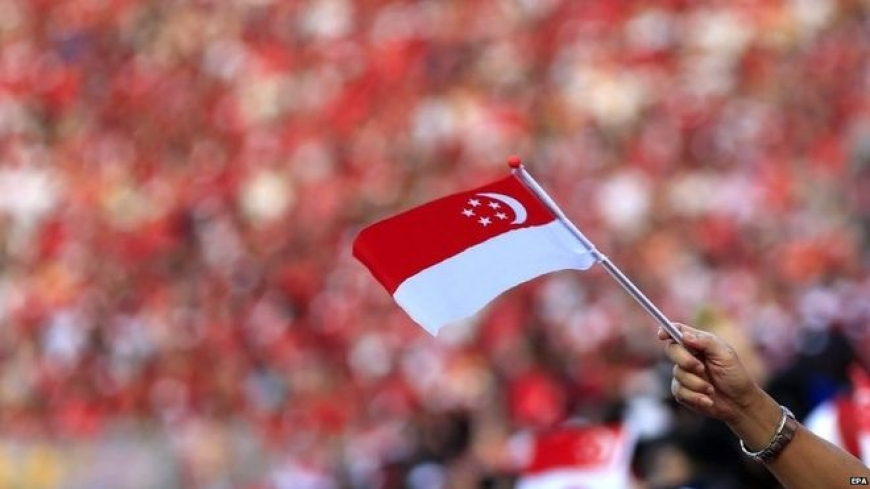 Singapore marks 50 years since independence